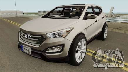 Hyundai Santa Fe 2015 V2 für GTA San Andreas