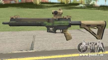 CSO2 AR-57 Skin 4 für GTA San Andreas