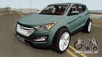 Hyundai Santa Fe 2015 High Quality für GTA San Andreas