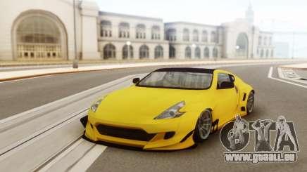 Nissan 370z Pandem für GTA San Andreas