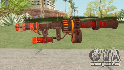 Rules of Survival RPG Pyroclasm pour GTA San Andreas