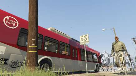 LSTransit Bus Mod 1.0 beta pour GTA 5