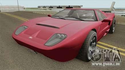 Vapid Bullet GT GTA V IVF pour GTA San Andreas