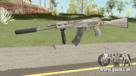 Modern AK47 Silenced pour GTA San Andreas