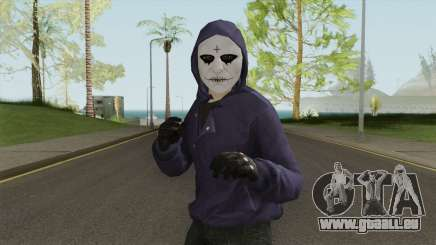 The Purge GTA Online Con Normalmap pour GTA San Andreas