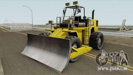Dozer Retroescavadeira Cat TCGTABR pour GTA San Andreas