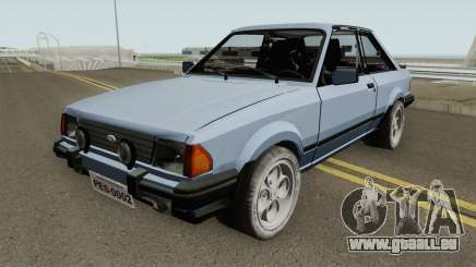 Ford Escort XR3 1989 pour GTA San Andreas