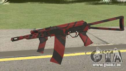 SAIGA-12 RED BLOOD pour GTA San Andreas