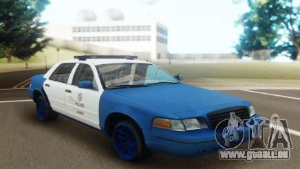 Ford Crown Victoria Classic Police pour GTA San Andreas
