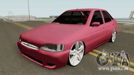 Ford Escort Zetec Edit pour GTA San Andreas