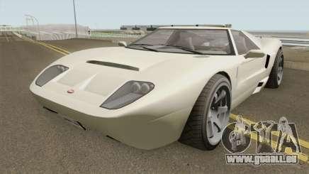 Vapid Bullet GT GTA V pour GTA San Andreas