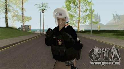 Skin Gepmor Pmmg Com Jaqueta De Frio pour GTA San Andreas