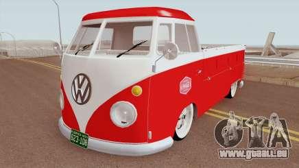 Volkswagen Type 2 (T2) Pickup - Coca Cola 1958 pour GTA San Andreas
