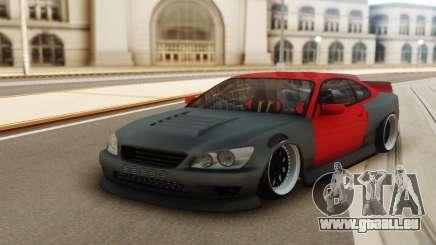Nissan Silvia S15 Facelift Toyota Altezza pour GTA San Andreas
