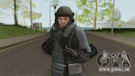 Trevor Phillips Ballistic Armor pour GTA San Andreas