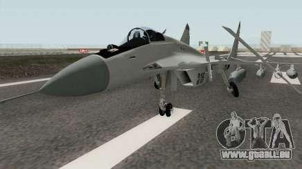 Mikoyan MiG-29K pour GTA San Andreas
