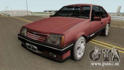 Chevrolet Monza SLE Hatch pour GTA San Andreas