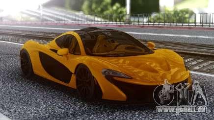 McLaren P1 Orange pour GTA San Andreas