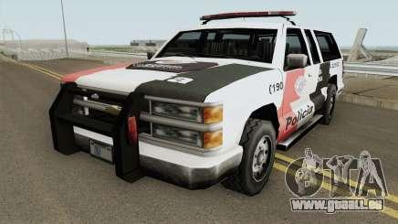 Copcarla Policia SP TCGTABR pour GTA San Andreas