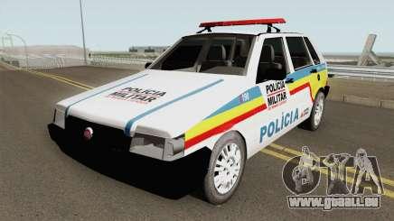 Fiat Uno Mille Multifuncional PMMG für GTA San Andreas