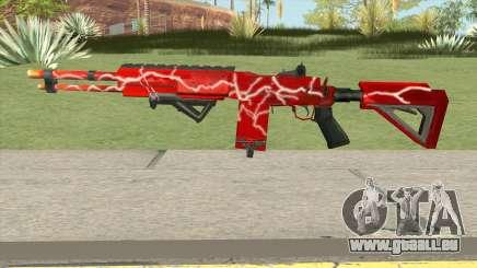 M14EBR SPARK STRIKER pour GTA San Andreas