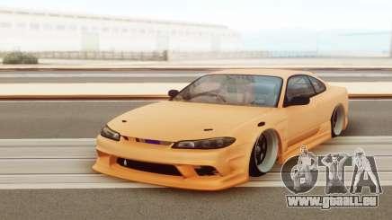 Nissan Silvia S15 Vertex Edge pour GTA San Andreas