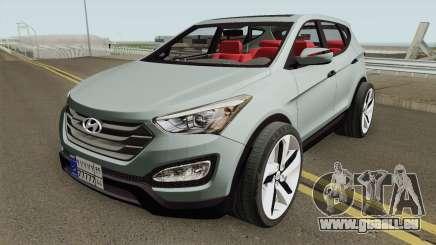 Hyundai Santa Fe 2015 HQ für GTA San Andreas