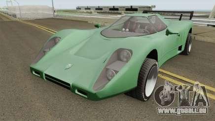 Ocelot Jackal Y GTA V für GTA San Andreas