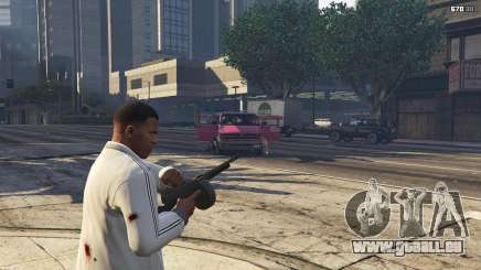 Gang and Turf Mod 1.3.12 pour GTA 5
