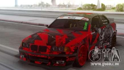 BMW E36 Sport für GTA San Andreas