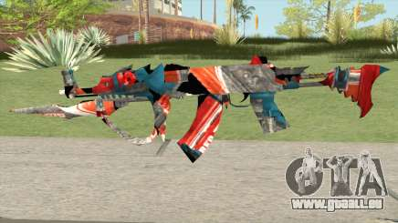 AKM Deep Freeze Bugged pour GTA San Andreas