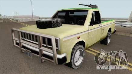 Bobcat CC GLA Technical Style für GTA San Andreas