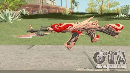 AKM Altair pour GTA San Andreas