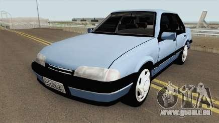Chevrolet Monza GLS Shark 4 Doors pour GTA San Andreas