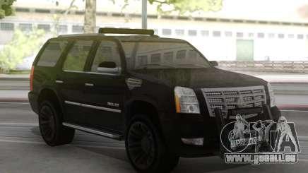 Cadillac Escalade Black Edition pour GTA San Andreas