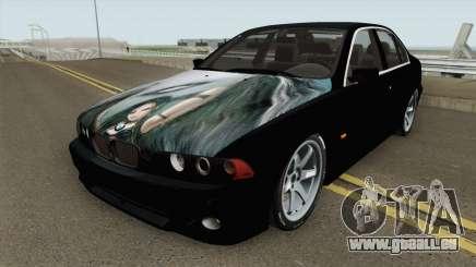 BMW E39 EnesTuningGarageDesign pour GTA San Andreas