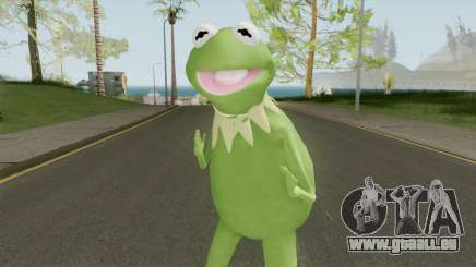 Kermit The Frog pour GTA San Andreas