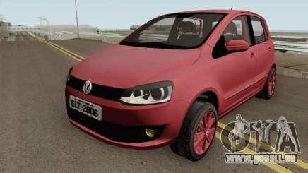 Volkswagen Fox 4P 1.0 2014 pour GTA San Andreas