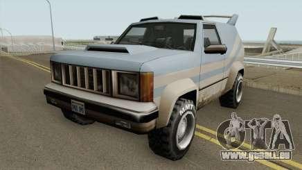 Rancher Safari pour GTA San Andreas