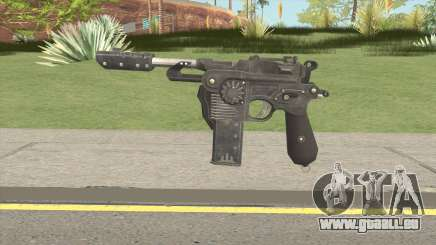 Call of Duty Black Ops 2 Zombies: Mauser C96 pour GTA San Andreas