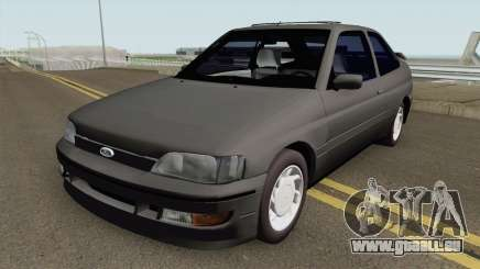 Ford Escort XR3 1995 pour GTA San Andreas