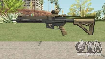 CSO2 AR-57 Skin 1 für GTA San Andreas