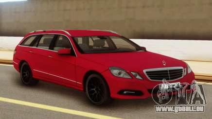 Mercedes-Benz E-Class Universal für GTA San Andreas