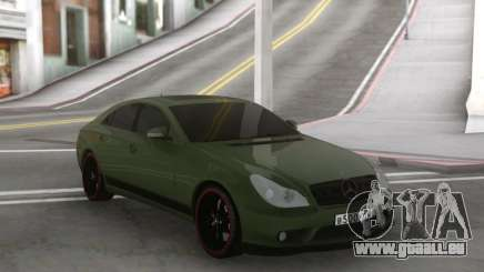 Mercedes-Benz CLS 63 Sedan für GTA San Andreas