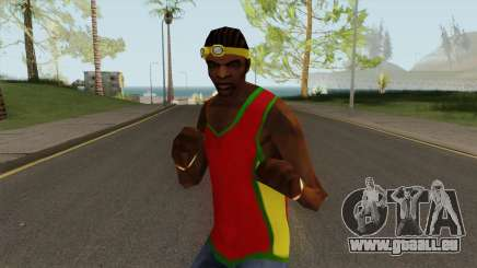 LCS Yardie 1 pour GTA San Andreas