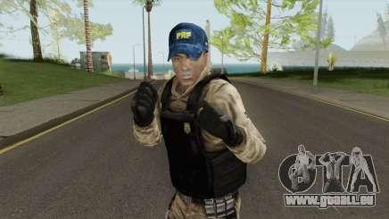 Skin Da Policia Rodoviaria Federal pour GTA San Andreas
