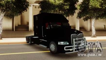 Mack Vision Black pour GTA San Andreas
