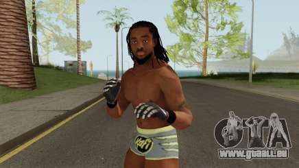Kofi Kingston für GTA San Andreas