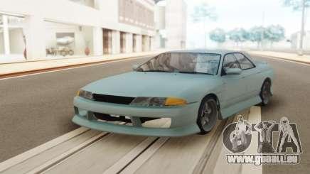 Nissan Skyline ER 32 BN Sports pour GTA San Andreas