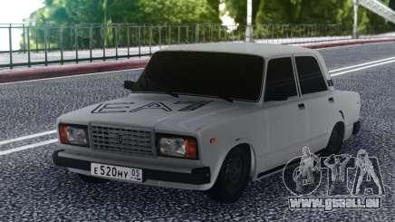 2107 Bas Blanc pour GTA San Andreas